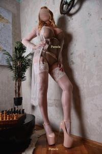 183cm Tall Blonde Pamela