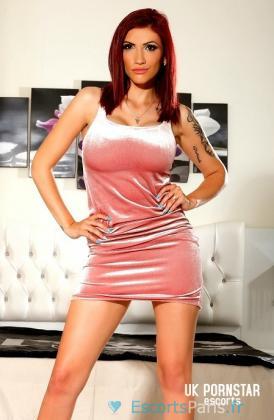 Amina Danger XXX Porn Star